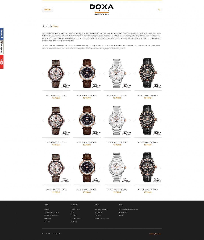 classic watch oferta