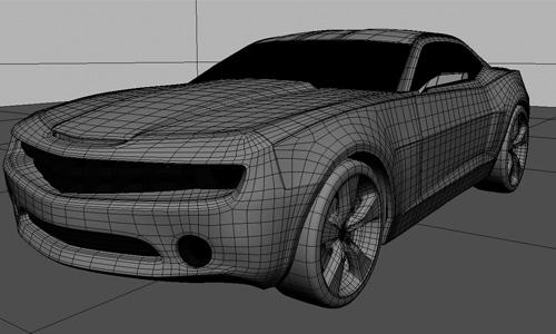 przygotowanie animacji 3d
