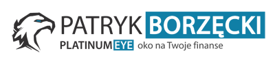 Platinum Eye - Logo - Patryk B