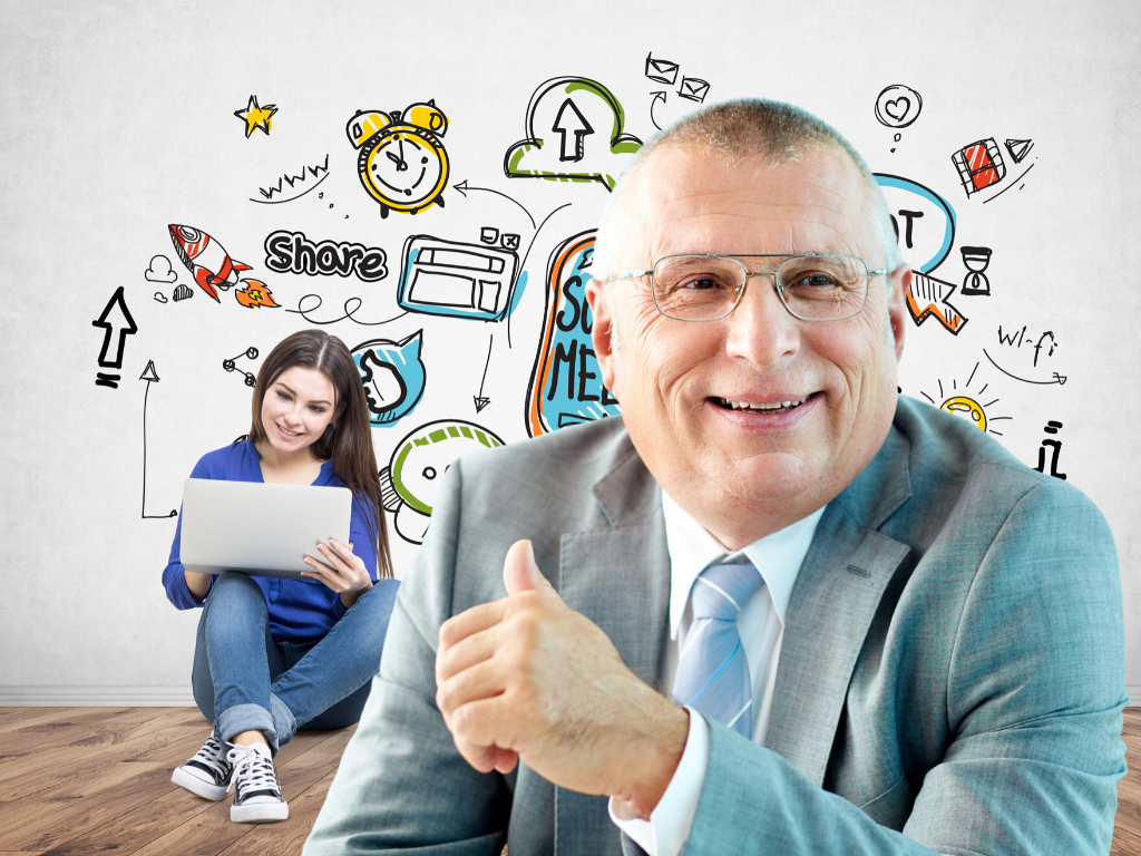 6 rzeczy, które Twój szef musi wiedzieć o mediach społecznościowych dla firm.